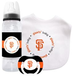 San Francisco Giants Baby Gift Set (Pack of Baby Gift Sets, Baby Gifts, Mlb Giants, Baby Mine, Cute Kids Fashion, Twin Babies, San Francisco Giants, Little Man, Gifts For Boys