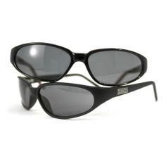 Black Flys MICRO FLY Matte Black Nylon Frame 100% UV Protection Smoke Lens #BlackFlys #Sport