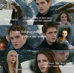 Twilight Saga Quotes, Twilight Saga Series, Twilight New Moon, Twilight Pictures, Twilight Series, Twilight Movie, Twilight Bella And Edward, Twilight Renesmee, Harry Potter Twilight