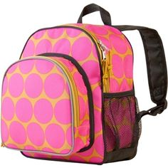 ddd824b3c87d Personalized Backpack Big Dot Monogrammed by DesignsbyDaffy