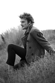 Dorian Jespers At YC Models By Jan Malinowski
