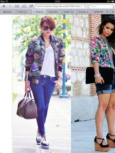 Kimono Top, Bomber Jackets, Tops, Women, Fashion, Street Style, Moda, Fashion Styles, Bomber Jacket