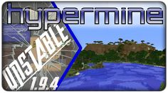 [Lets Play] Hypermine Unstable :: E01 - Modded Minecraft is Unstable  Nemsun playing FTB Unstable on the Hypermine modded server!