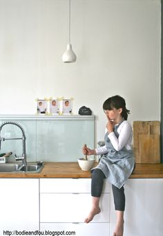 BODIE and FOU★ Le Blog: Inspiring Interior Design blog by two French sisters: Inspiring (clearing) Sunday....