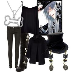 """Undertaker"" by theearlmustang on Polyvore"