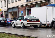 Audi Quattro, Sport Quattro, Audi Sport, Four Wheel Drive, Cars And Motorcycles, Cool Cars, Old School, Volkswagen, Porsche