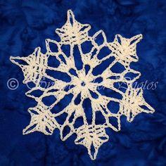 Medium Mill Creek Snowflake