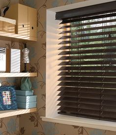Dark Wood Blinds On Pinterest Wood Blinds Faux Wood