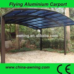 Venta caliente outdoorsteel cochera canopy diseño,, pergola de ...