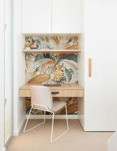 Studiere Skandinavisch # studiere # Skandinavisch – Home office wallpaper Office Nook, Home Office Space, Home Office Design, Home Office Decor, Home Decor, Office Ideas, Desk Nook, Hallway Office, Interior Office