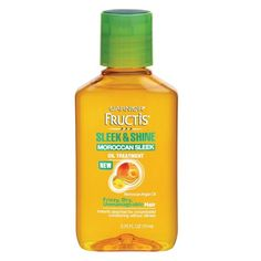 Rank & Style - Garnier Fructis Haircare Sleek and Shine Moroccan Sleek Oil Treatment #rankandstyle