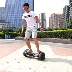 Smart-Hovebroards always make hoverboard more smarter and more safe.Pay much attention to improve the user experience. This new All Terrain Self Balancing Elect Two Wheel Scooter, Scooter Design, Electric Scooter, User Experience, Offroad, Sporty, Hot, Stuff To Buy, Outdoor