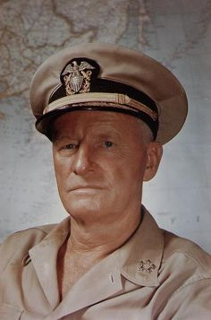 Portrait of US Navy Fleet Admiral Chester Nimitz, circa Source United States National Archives Identification Code Naval History, Military History, Go Navy, Military Photos, United States Navy, Navy Ships, American Soldiers, Armed Forces, World War Ii