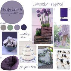 Lavender Inspired