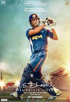 M.S Dhoni- The Untold Story Movie Stills