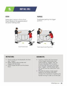 Fast Pitch Softball, Player Profile Template, Used for ...