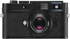 Du noir & blanc avec le Leica M Monochrom. Et des petits coffret M9-P à 20 000 et 40 000 euros !