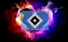 HSV<3 Hamburger Sv, Darth Vader, Cool Stuff, Wallpaper, Character, Beautiful, Fandoms, Board, Fandom