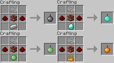 Minecraft Ideas (Redpanda on deviantart)