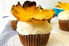 Skinny Hummingbird Cupcakes from Skinnytaste | Desserts | Pinterest ...