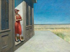 Edward-Hopper-Vittoriano-Rome