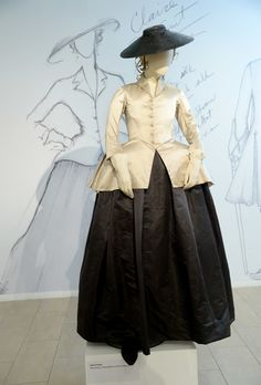 """The """"signature piece"""" for Season 2 was not originally designed by Terry — it's actually a reimagined Dior Bar Suit. 