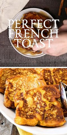 Healthy Breakfast Menu, How To Make Breakfast, Perfect Breakfast, Breakfast Recipes, Entree Recipes, Brunch Recipes, Mexican Food Recipes, Cooking Recipes, French Toast Bites