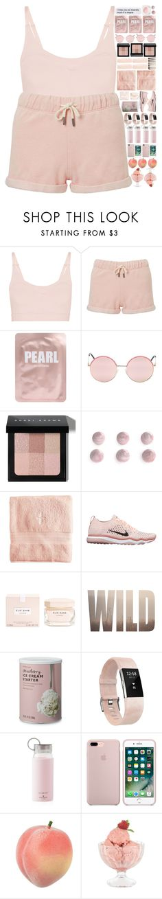 """""""5749"""" by tiffanyelinor ❤ liked on Polyvore featuring Live the Process, Miss Selfridge, Lapcos, Vans, Bobbi Brown Cosmetics, ANNA by RabLabs, Mark & Graham, NIKE, Elie Saab and WALL"""