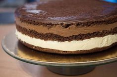 Lucky Cake, Torte Cake, Nutella, Tiramisu, Food And Drink, Sweets, Cooking, Ethnic Recipes, Desserts