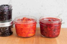 How To Make Jam in the Microwave ~ Microwave jam is ready in under 20 minutes and makes one perfect little jar of jammy goodness. Here's everything you need to know. ~ SimplyRecipes.com