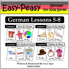 German Speaking Toys 52