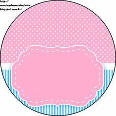 Celeste y Rosado: Etiquetas para Candy Bar para Imprimir Gratis. Baby Party, Tea Party, Lol Dolls, Cry Baby, Beach Mat, Stencils, Projects To Try, Outdoor Blanket, Happy Birthday