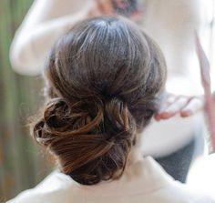 reallt like thos one !! 15 New Stunning Wedding Hairstyle Inspiration - MODwedding