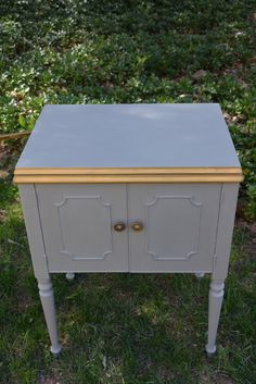 Sewing Cabinet Makeover with Duluth Trading Company4960