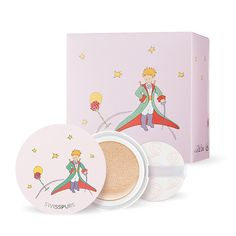 MISSHA SWISS PURE + Le Petit Prince Glow Wear HD BB Cushion SPF50+ PA+++ Special…