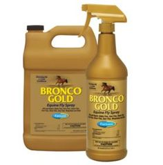 Farnam Bronco Gold - Statelinetack.com