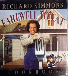 $ 8.00 Richard Simmons Farewell to Fat book best diet to lose