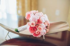The Vault Wedding Tampa | Downtown Tampa Wedding | University of Tampa | Tampa Theater | Pink and White Inspiration | Papered Heart Photography