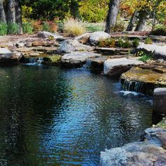 This is exactly what I would want our natural pool to look like... completely disguised. Two Become One - Natural Swimming Pools - 10 Incredible Designs - Bob Vila