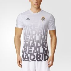 adidas - REMERA DE FÚTBOL REAL MADRID