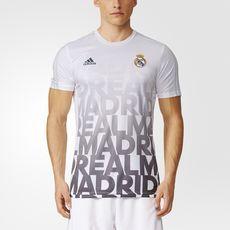 adidas - REMERA DE FÚTBOL REAL MADRID