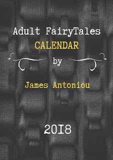 "James Antoniou Official: Get the ""2018 James Antoniou Calendar"" for FREE!"