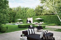 10 Stunning Outdoor Areas For Al Fresco Living is part of Outdoor rooms - Some time spent outdoors is always time wellspent, but when it's in a welldesigned space, it's even better Here are 10 stunning outdoor room ideas for alfresco living Outdoor Areas, Outdoor Rooms, Outdoor Living, Outdoor Furniture Sets, Outdoor Decor, Outdoor Seating, Garden Pool, Backyard Patio, Green Garden