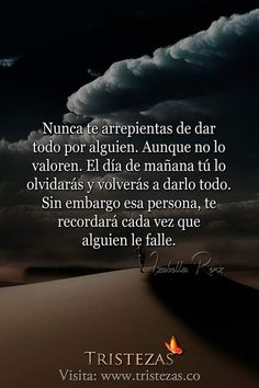 Trendy Ideas for memes de amor frases Smart Quotes, Sad Love Quotes, Words Quotes, Me Quotes, Qoutes, Spanish Inspirational Quotes, Spanish Quotes, Positive Phrases, Motivational Phrases