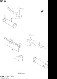 VS 1400 Wiring Diagram INTRUDER Pinterest Diagram