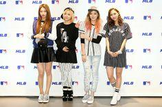 miss A - MLB Event | Beautiful Korean Artists