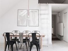 Sgabello Da Bar Industriale Nero Jim : 10 fantastiche immagini in zona pranzo su pinterest dining room