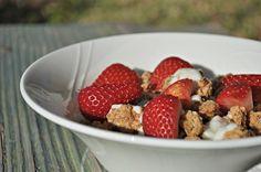Soaked granola recipe