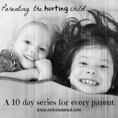 parenting the hurting child - 10 day series for every parent