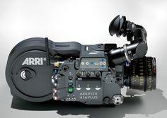 Arri 416 plus film camera